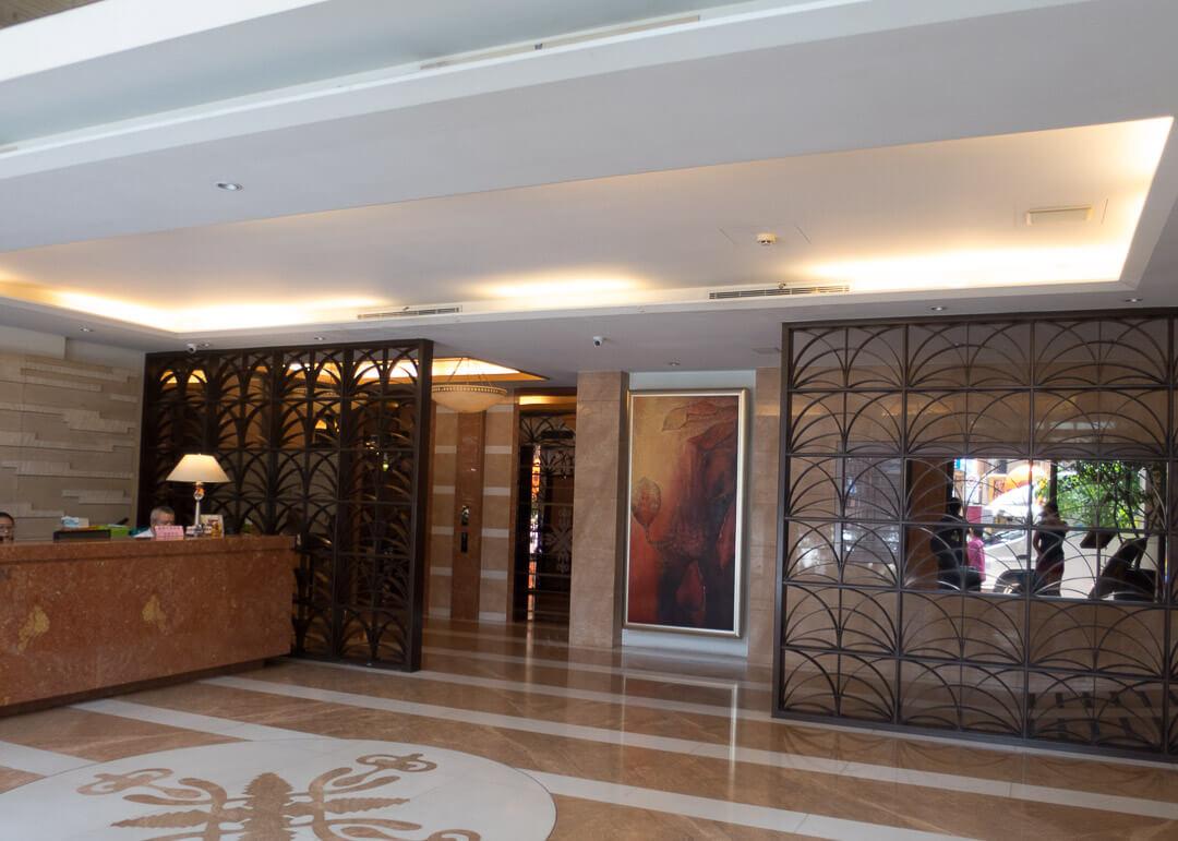 Kee Tai Service Apartment Taipei - lobby