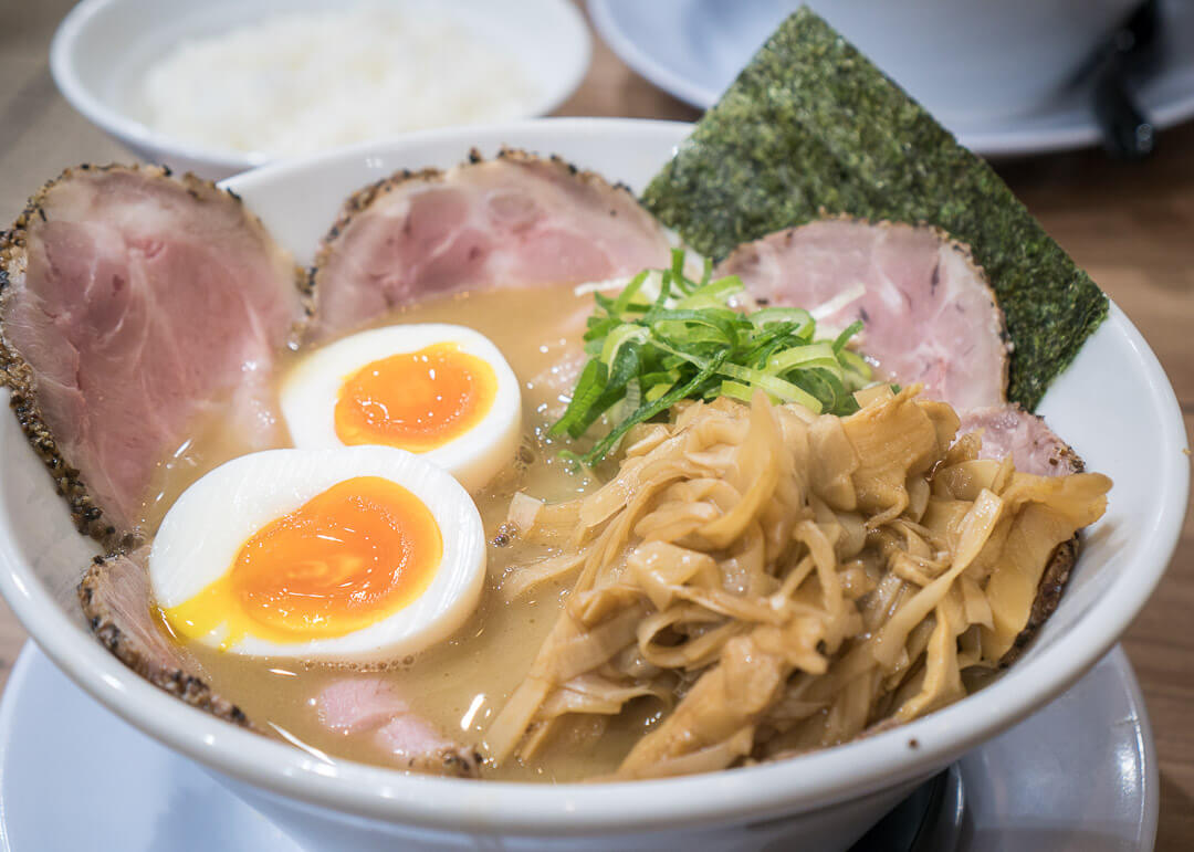 kyoto cheap eats - ramen
