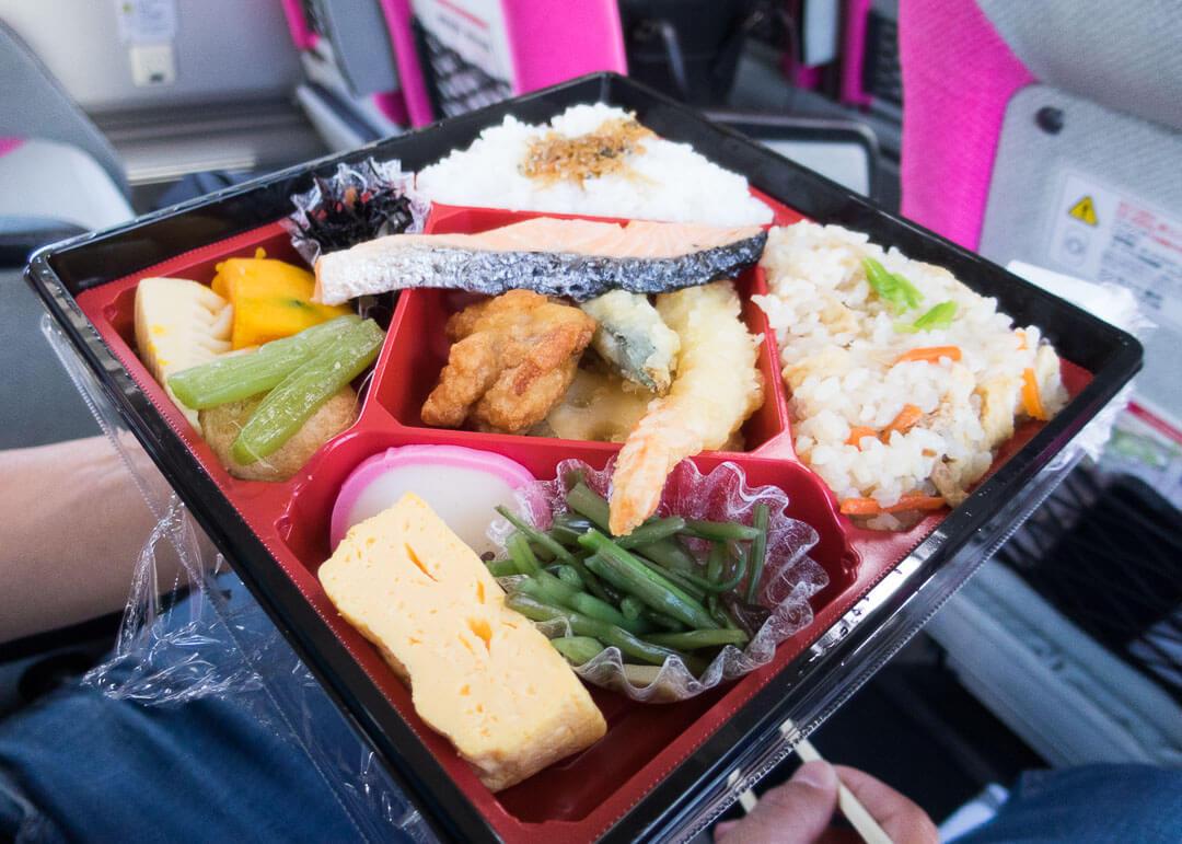 kyoto cheap eats - bento box