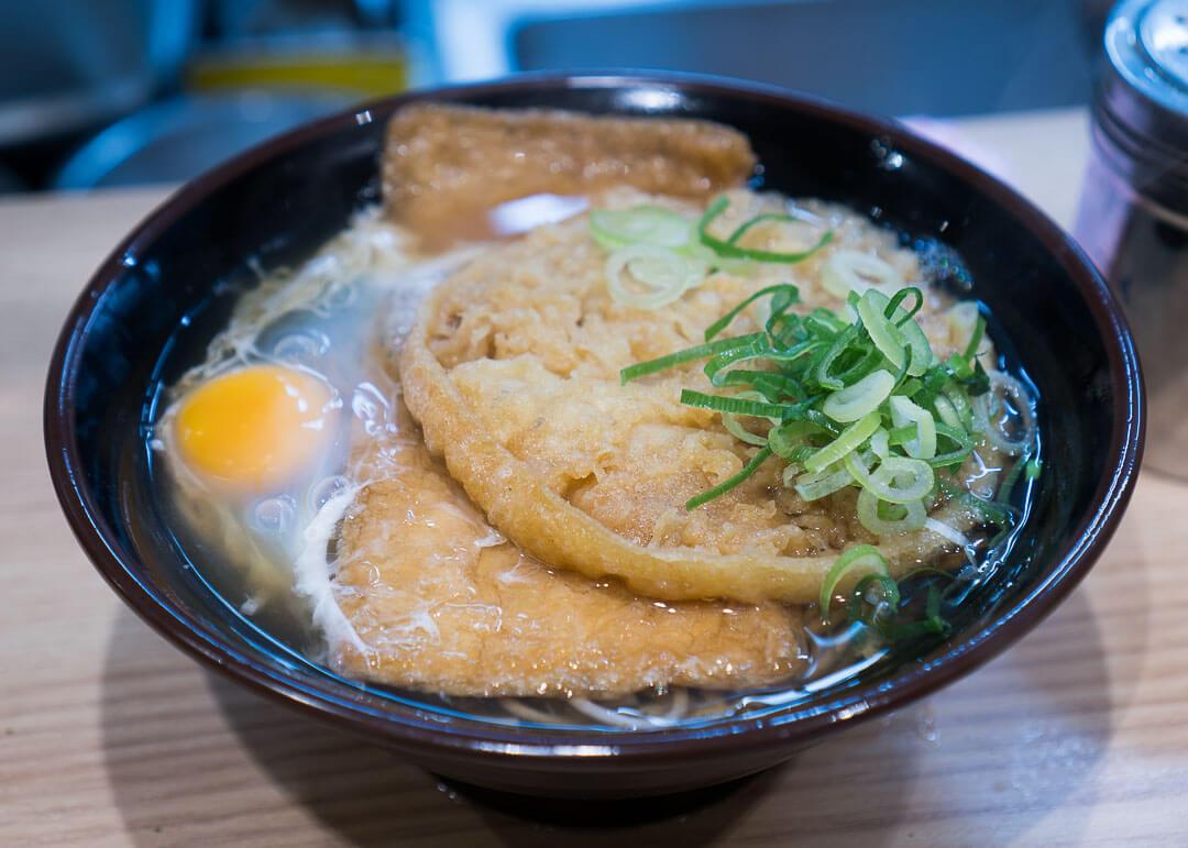 kyoto cheap eats - Soba noodles