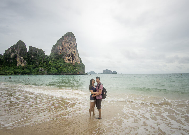 Rainy Days At The Beautiful Ao Nang Beach There Are Tons Of Things To Do