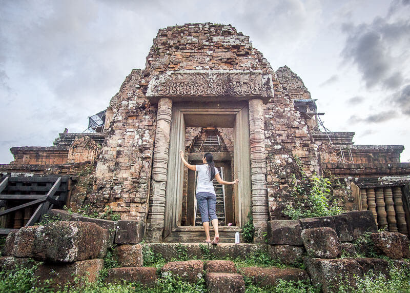 Siem Reap Travel Blog - cambodia temple