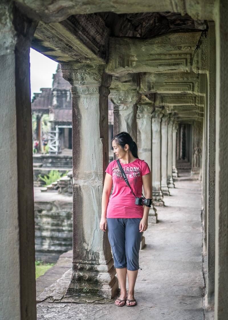 Siem Reap Travel Blog - angkor wat temple