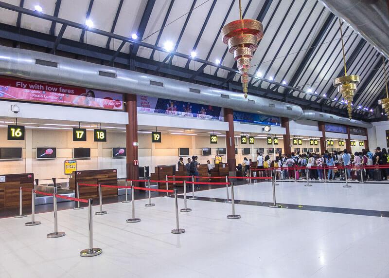 Siem Reap Travel Blog - siem reap airport