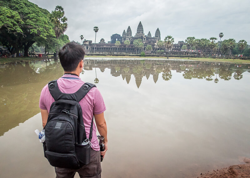 Siem Reap Travel Blog - angkor wat