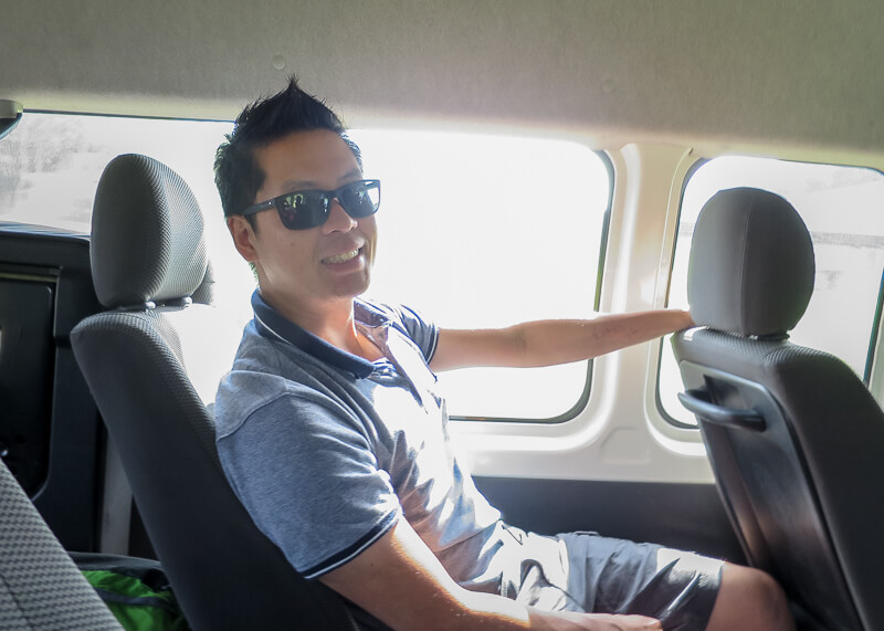 Why Bus From Krabi To Surat Thani Is The Best Option - bus ride