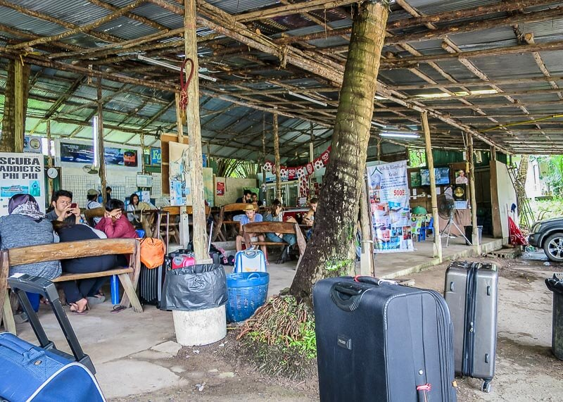 Why Bus From Krabi To Surat Thani Is The Best Option - ao nang krabi bus terminal