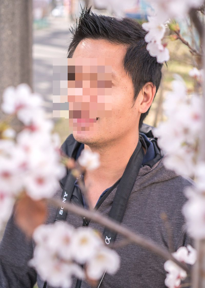 nomadic life new zealand japan - cherry blossoms photoshoot japan