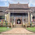 chiang mai trip blog - Wat Lok Molee temple