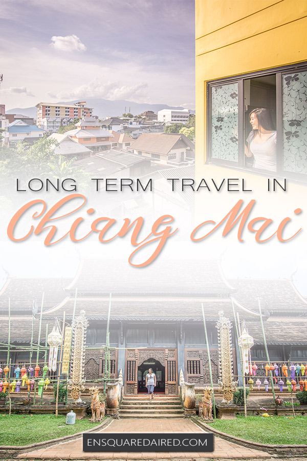 chiang mai trip blog - pin