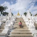 Mandalay travel blog - mingun temple