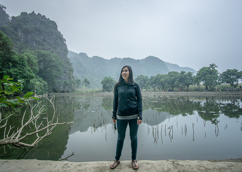 one life changing year ninh binh landscape