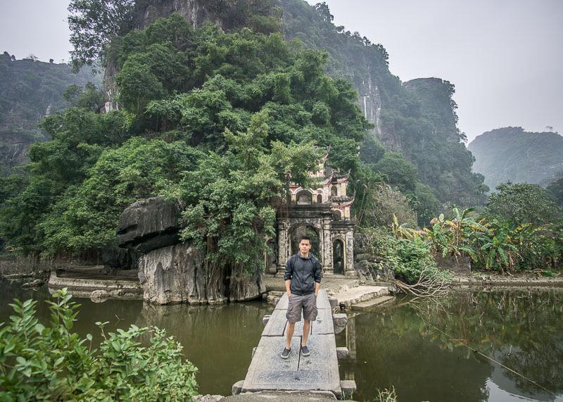 ninh binh travel blog - Bich Dong pagoda