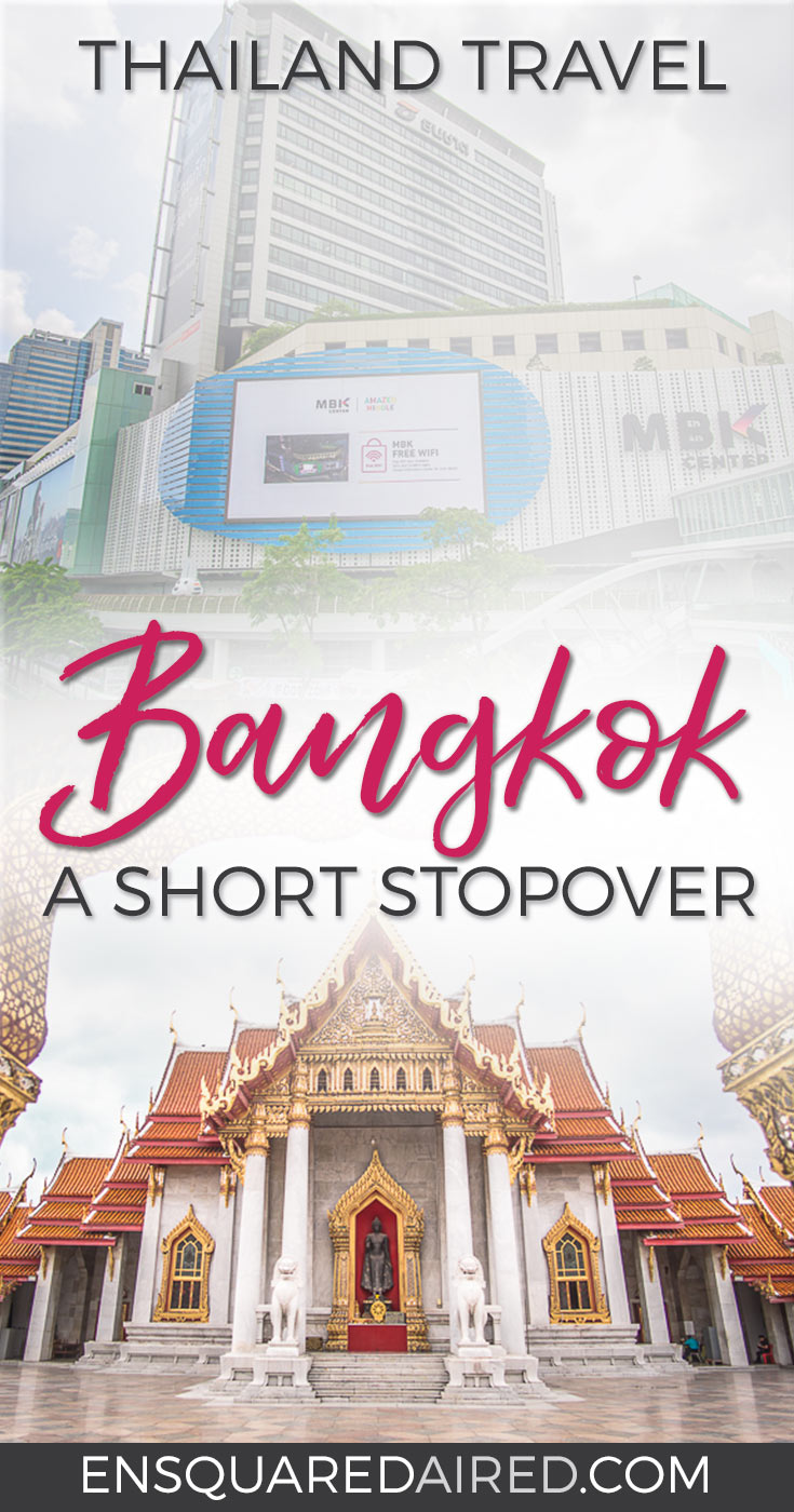 Bangkok Stopover Before Heading To The Beautiful Ayutthaya |pinterest