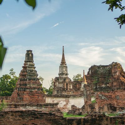 What is the best way to get from Bangkok to Ayutthaya?