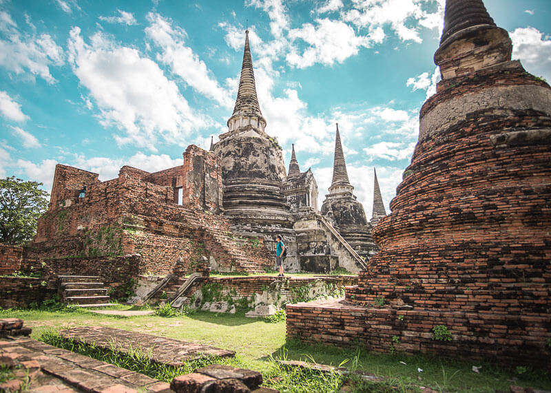 12 Top Tips & Things You Need To Know Before You Visit Ayutthaya Thailand