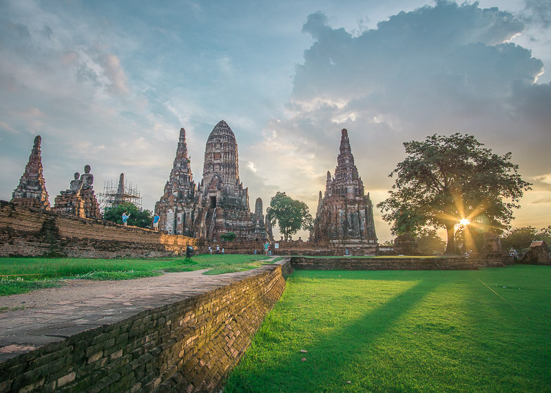 12 Top Tips & Things You Need To Know Before You Visit Ayutthaya Thailand | Knowledge is power and learning a few insider tips about Ayutthaya will make your trip incredible. Read on for some photography in Ayutthaya and ideas on what to include in your travel itinerary. #travel #destinations #thailand #culturetravel #Ayutthaya #slowtravel #wanderlust #romantictravel #thailandtravel | culture travel | Romantic travel | Thailand travel | Honeymoon | Temples | Round the world trip | Asia Travel