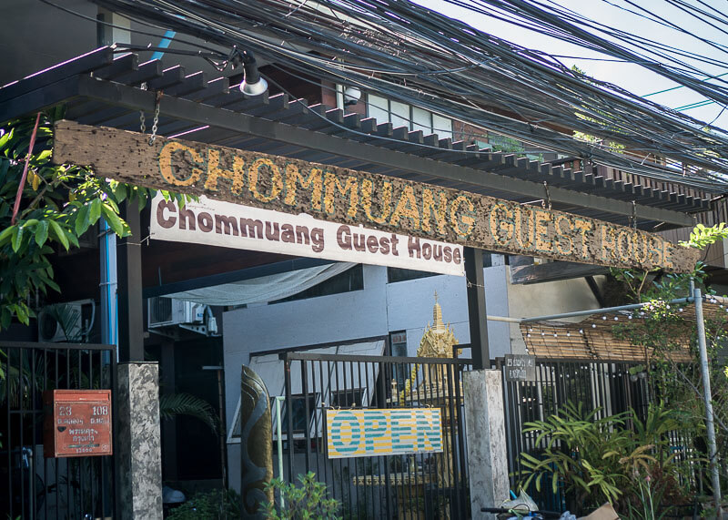 Why Chommuang Guest House Is The Best Choice For Budget Travel | There are tons of things to do in Ayutthaya. If you're trying to plan your vacation in Ayutthaya, you will want to read this post to learn why this Guest House is perfect for budget travel! Culture travel | Ayutthaya Thailand | Ayutthaya Travel | Ayutthaya Hotel #travel #nomad #destinations #thailand #ayutthaya #slowtravel #wanderlust #longtermtravel