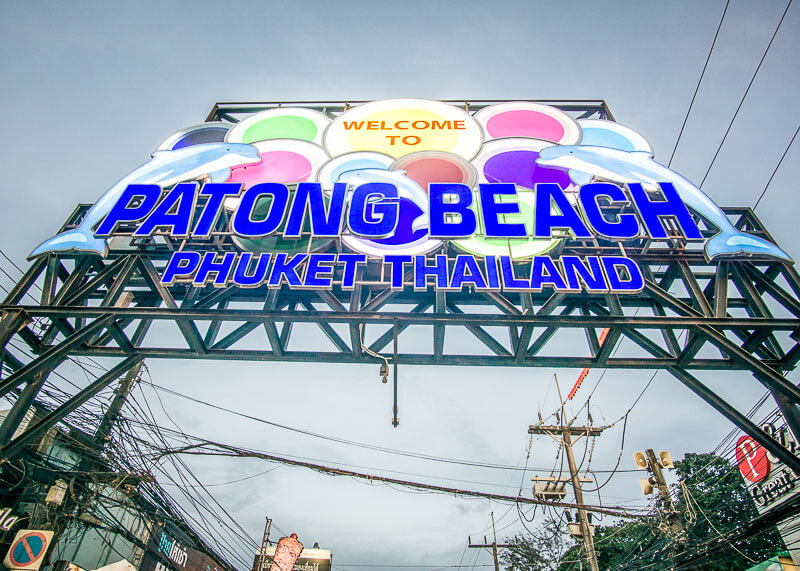 12 Interesting things you didn't know about Patong beach in Phuket | beach