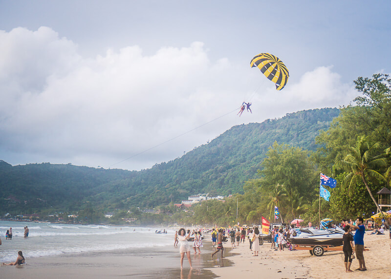 12 Useful Tips About Patong Beach For First Time Visitors