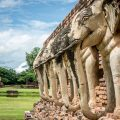 Our next trip, Ayutthaya to Sukhothai