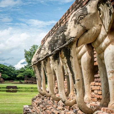 Why This Is The Best Route from Ayutthaya To Sukhothai