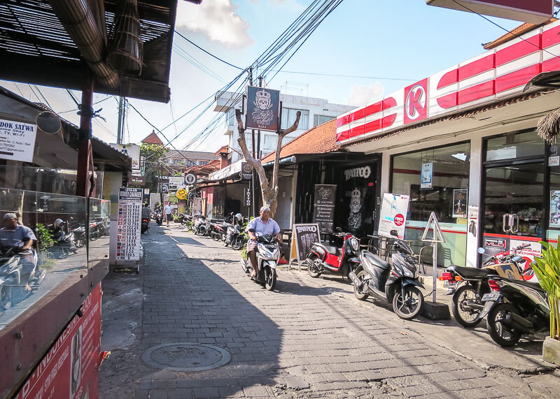 four points by Sheraton bali kuta street