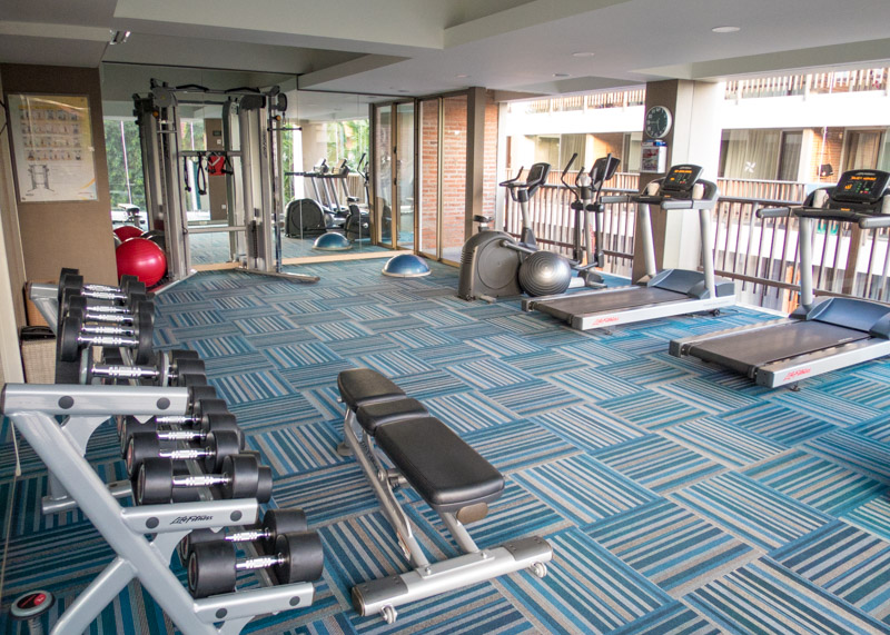 four points by Sheraton bali kuta gym